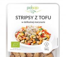 Polsoja rozszerza portfolio produktów z tofu