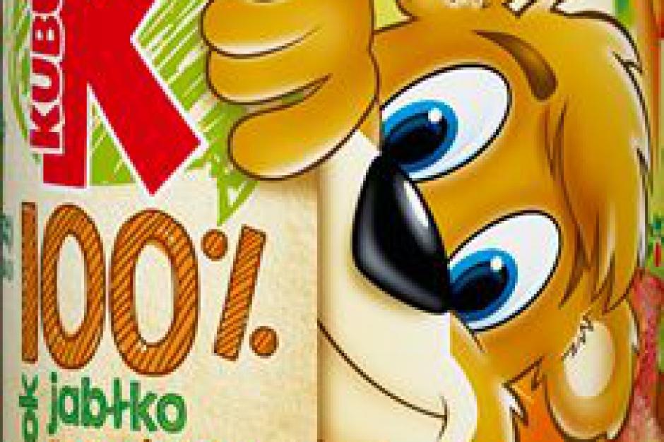Marka Kubuś rozszerza portfolio soków 100 proc.
