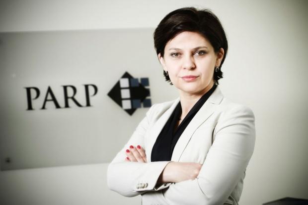 Lublińska-Kasprzak odchodzi z PARP