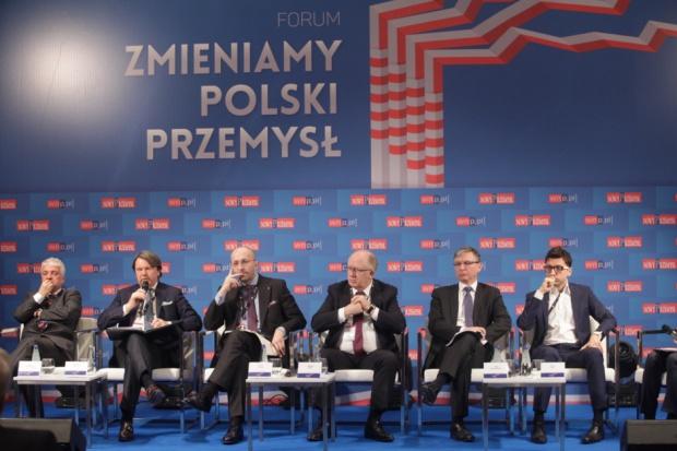 Forum Zmieniamy Polski Przemysł 2016: Innowacyjność kluczem do rozwoju polskiej gospodarki