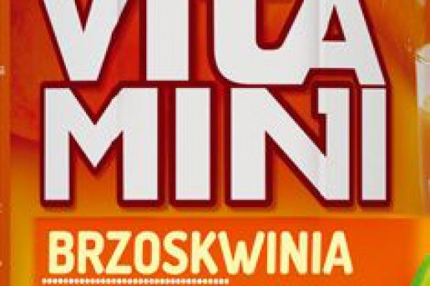 Tymbark Vitamini - nowe soki marchwiowo-owocowe