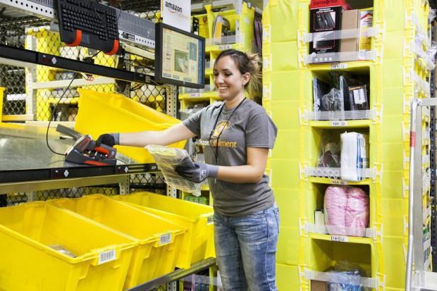 Amazon zatrudnia w Polsce. Ponad tysiąc nowych miejsc pracy