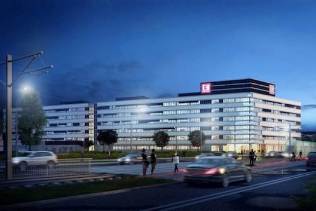 Kaufland: biurowiec centrali gotowy do użytku