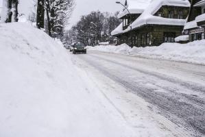 W Zakopanem powstał największy na świecie śnieżny labirynt