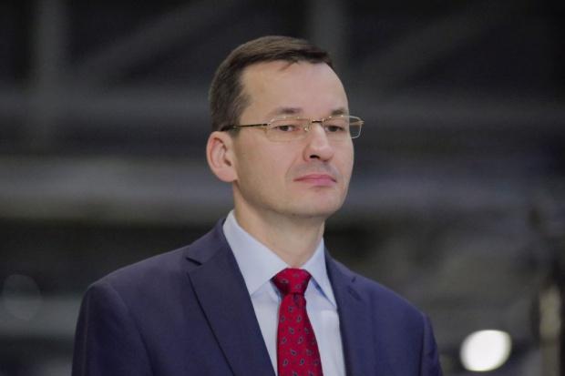 Wicepremier Morawiecki: Moim zadaniem jest pomoc polskim przedsiębiorcom