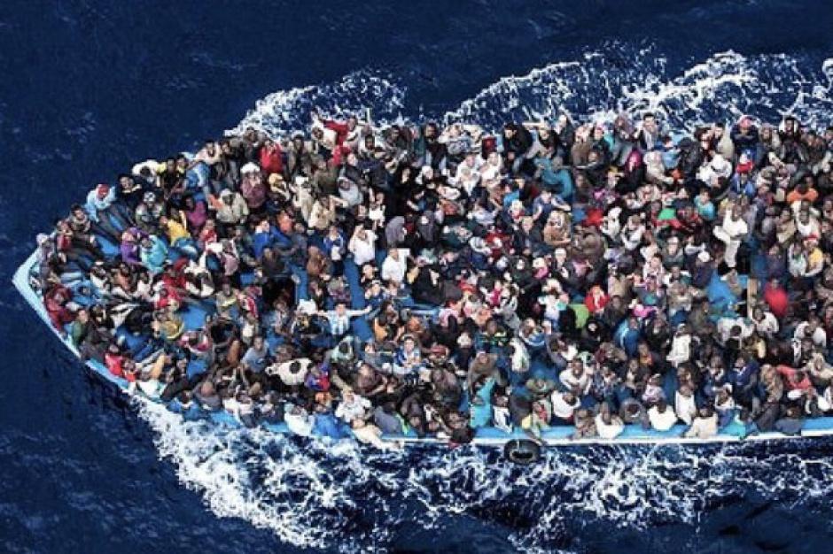 Do UE przedostaje się coraz więcej migrantów ekonomicznych