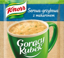 Knorr: Gorący Kubek już bez glutaminianu sodu