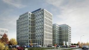 Symetris Business Park w Łodzi z pierwszym najemcą