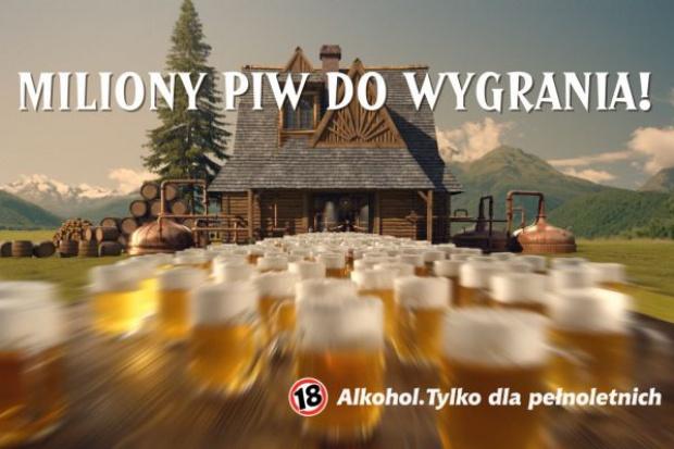 """Marka Harnaś startuje z 10-tą edycją piwnej promocji """"Milioner"""""""