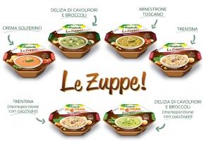 Bonduelle wprowadza nową linię gotowych zup na rynek włoski
