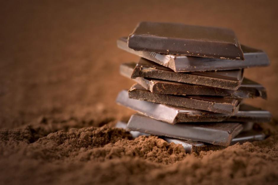 Ciemna strona czekolady