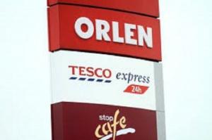 Sklepy Tesco Express znikajÄ… ze stacji Orlenu