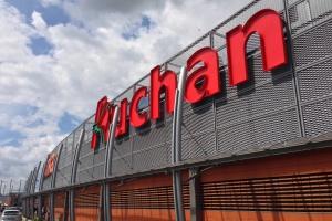 ae44916a9f915 Auchan Gdańsk w trakcie rozbudowy i z nowymi markami