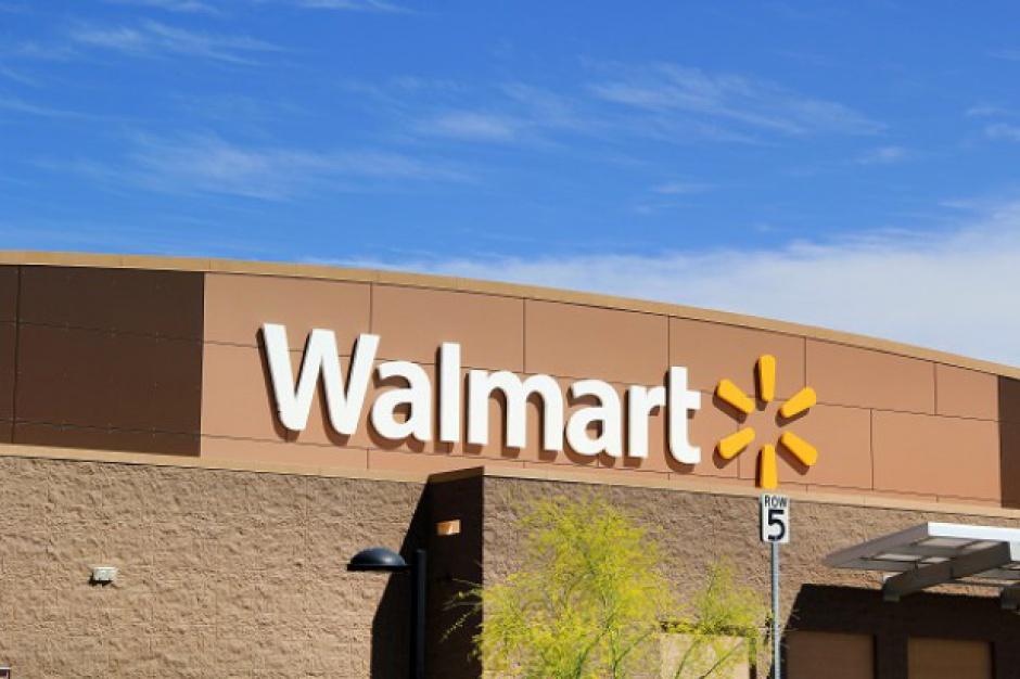 Wal-Mart chce budować stacje paliw