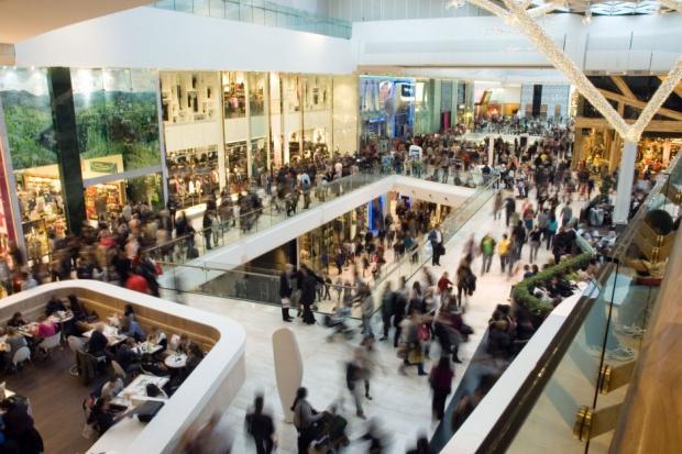 Dla zakupoholika galeria handlowa jest antydepresantem