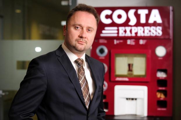 Costa Coffee chce potroić liczbę kawomatów Costa Express w ciągu 5-6 lat