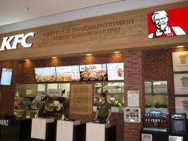 KFC inwestuje w cyfrowe menuboardy