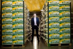 Quiza rozwija sprzedaż bananów na rynkach Europy