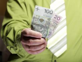 GUS: Rośnie przeciętne wynagrodzenie Polaków