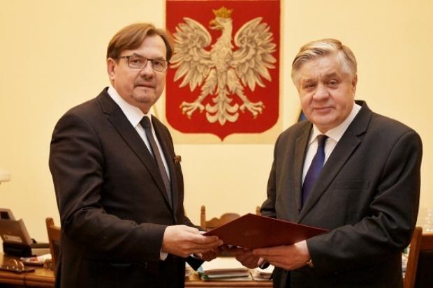 Włodzimierz Skorupski nowym Głównym Lekarzem Weterynarii