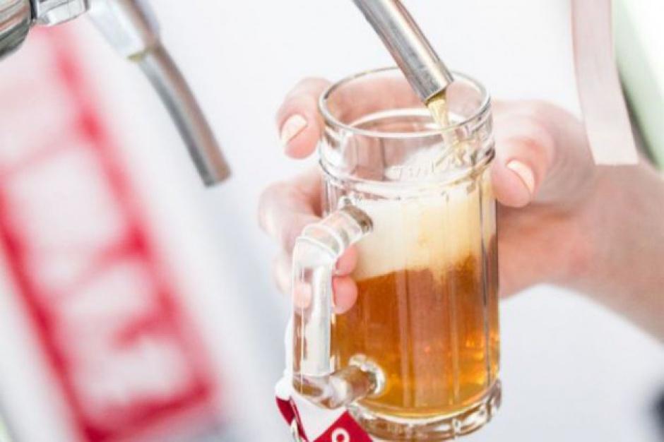 Browary zwiększyły sprzedaż piwa w 2015 r.