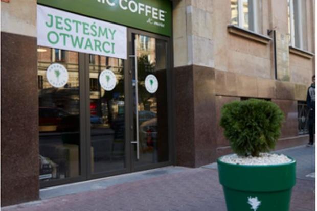 Powstaną nowe ekologiczne kawiarnie Organic Coffee & more