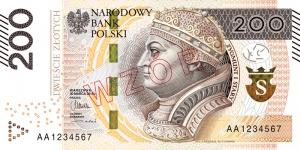 NBP: Od 12 lutego będzie w obieguzmodernizowany banknot 200 zł