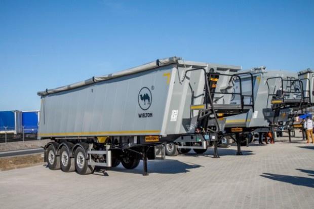 Wielton, producent przyczep i naczep do samochodów ciężarowych, rusza na podbój Niemiec