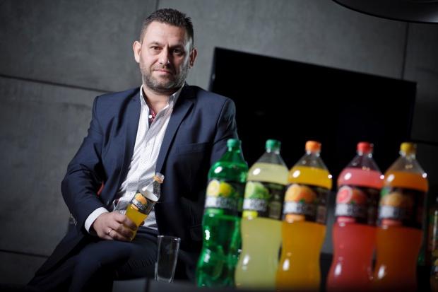Prezes firmy Blue Lemon o budowie marki oraz rynku napojów gazowanych - wywiad