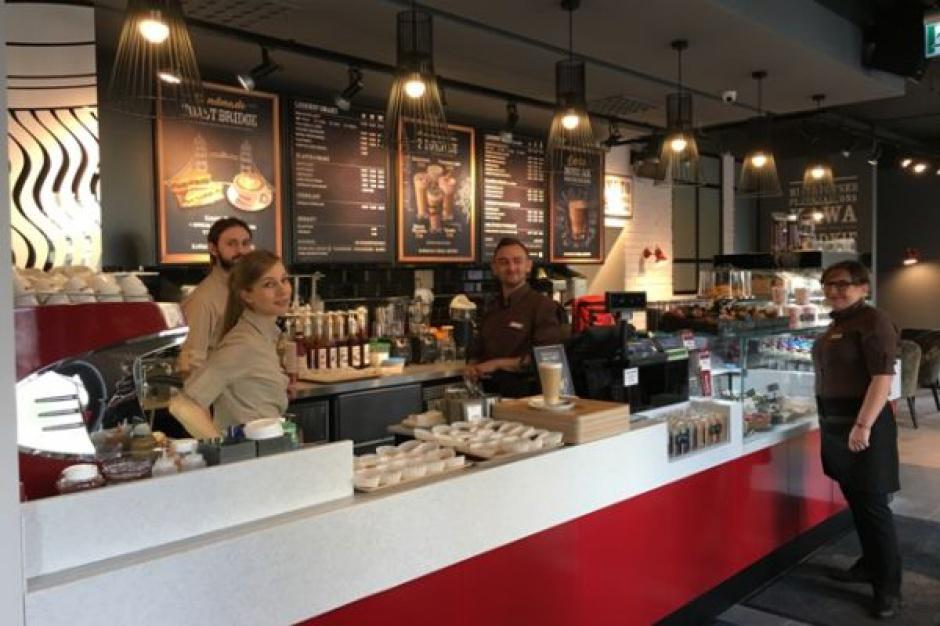 Costa Coffee ma dwie nowe kawiarnie w Warszawie
