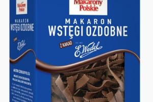 Wedel i Makarony Polskie produkują makaron kakaowy