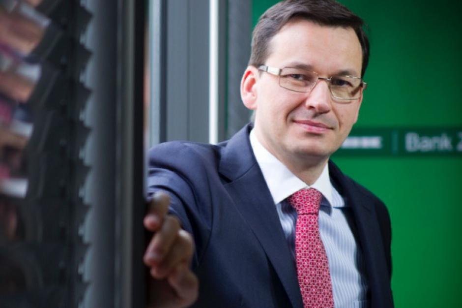 Morawiecki: W ostatnich latach polska gospodarka rozwijała się na kredyt