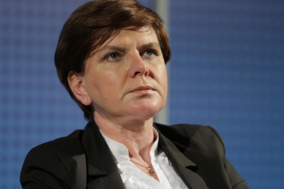 Beata Szydło: Chcemy równomiernego i sprawiedliwego rozwoju Polski