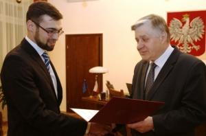 Łukasz Hołubowski został nowym prezesem ARR