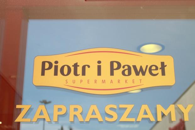 Uruchomiono trzeci pilotażowy sklep Piotr i Paweł Market