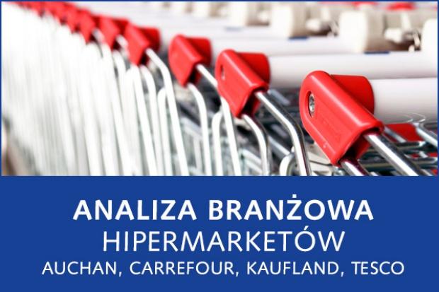 Analiza branżowa hipermarketów - edycja 2016