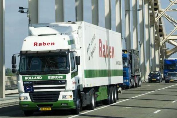 Raben zwiększa udział na niemieckim rynku