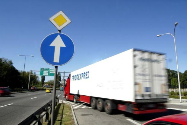 Większy ruch tirów na granicy polsko-rosyjskiej spodziewany w przyszłym tygodniu