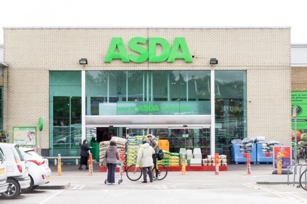 Sieć Asda zanotowała spadek sprzedaży