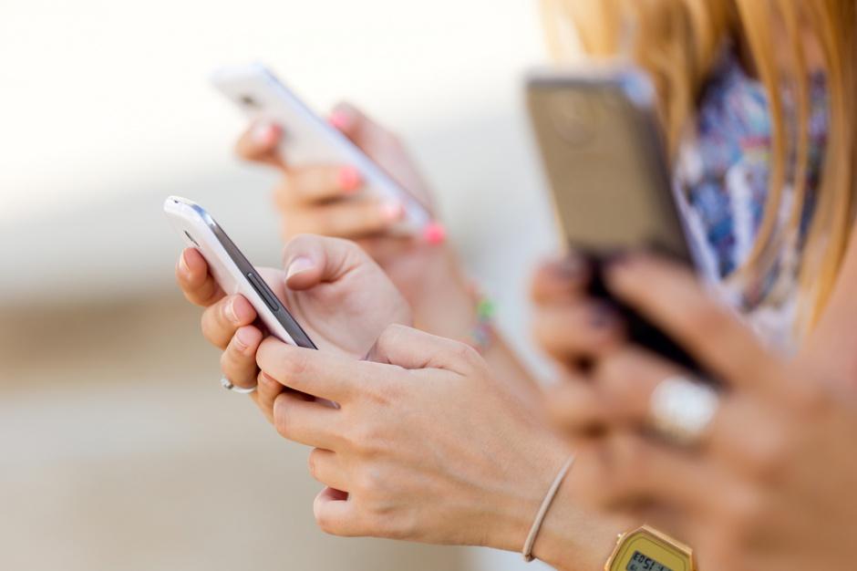 Smartfony zyskują na znaczeniu