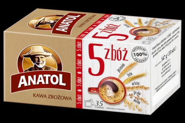 Anatol 5 zbóż – nowa kawa zbożowa w saszetkach
