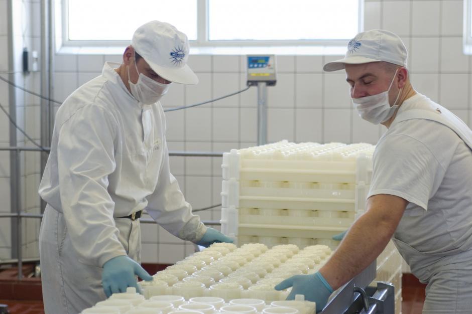 Spadła wartość eksportu mleczarskiego