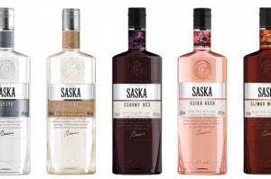 Stock Spirits chce marką Saska zapełnić lukę w segmencie upper stream