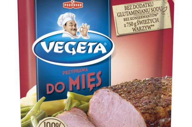 Nowość w przyprawach Podravki - Vegeta do mięs