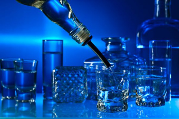 Produkcja wódki wzrosła w styczniu; rynek będzie spadał w kolejnych latach