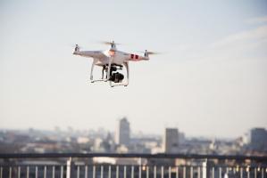 Japończycy chcą dostarczać żywność za pomocą dronów