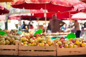 Ukraina znacząco ograniczyła import jabłek m.in. z Polski