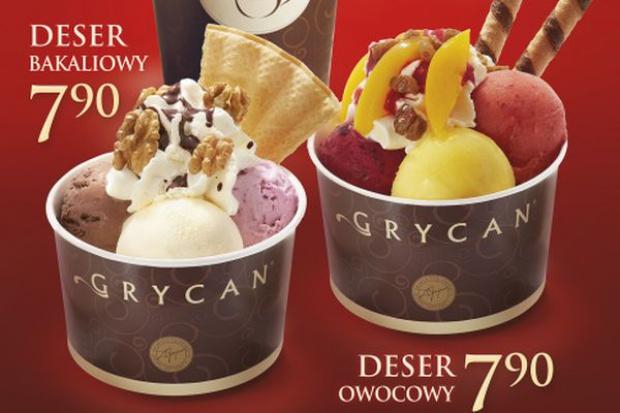 W lodziarnio-kawiarniach Grycan trwa promocja bestsellerów