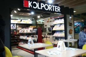 Kolporter wprowadza do sprzedaży w salonikach nowe słodycze i przekąski