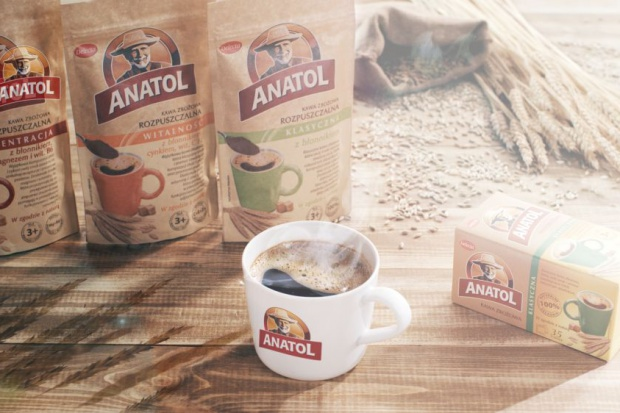 Rynek kawy zbożowej w Polsce wart ok. 86 mln zł i stale rośnie